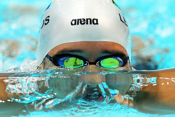 Chad Le Clos  Swimming at the Commonwealth Games