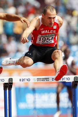 David Greene Commonwealth Games 2010