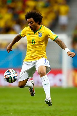 Marcelo of Brazil 2014 World Cup