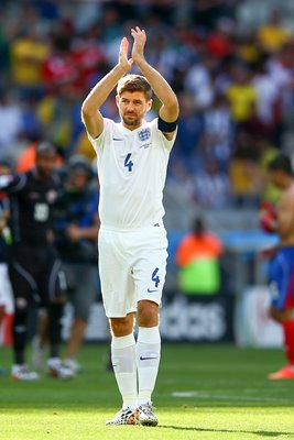 Steven Gerrard 2014 World Cup