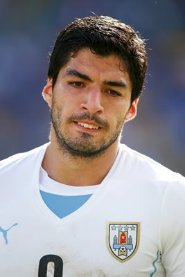 Luis Suarez 2014 World Cup