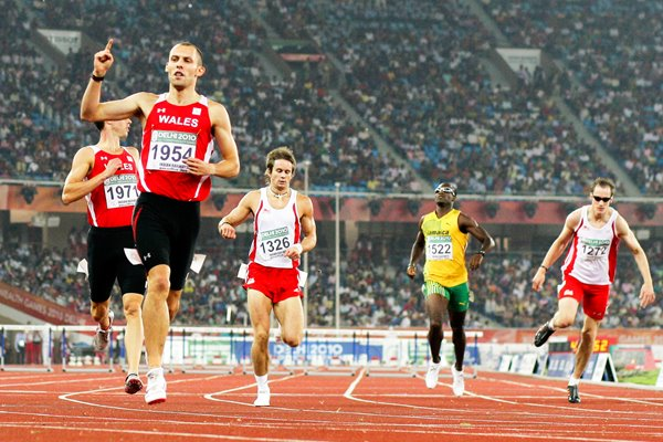 David Greene wins Commonwealth Gold 2010