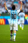 Lionel Messi 2014 FIFA World Cup Brazil Prints