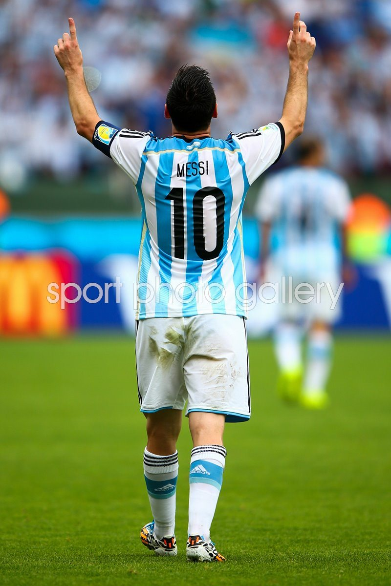 Lionel Messi 2014 FIFA World Cup Brazil