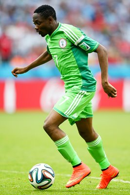Ahmed Musa Nigeria 2014 World Cup