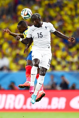 Bacary Sagna France v Ecuador 2014 World Cup