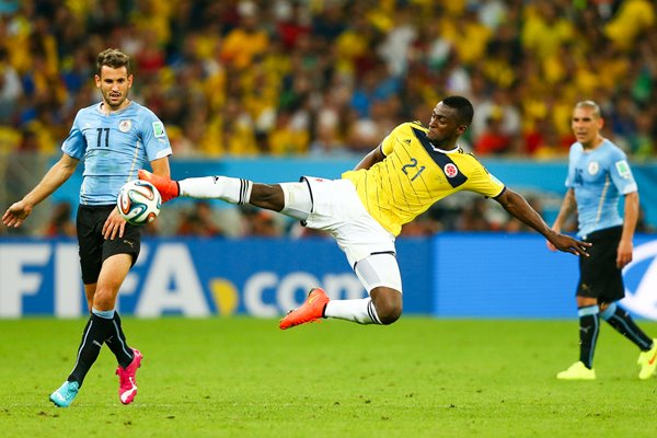 Jackson Martinez Colombia 2014 World Cup