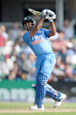 Ambati Rayudu India v England ODI Headingley 2014