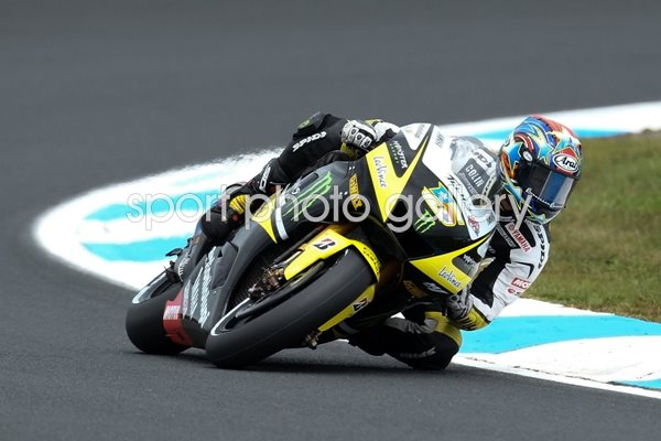 Colin Edwards Phillip Island 2010