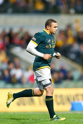 Bryan Habana South Africa Rugby Championship 2014