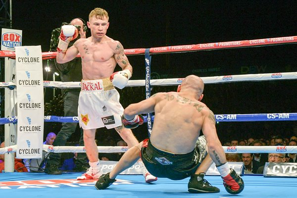 Carl Frampton beats Kiko Martinez IBF World Title Fight 2014