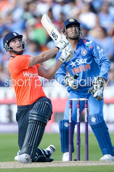 Alex Hales England v India T20 Edgbaston 2014