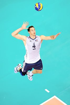 David Lee USA FIVB World Championships