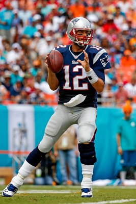Tom Brady Miami Dolphins Florida 2014