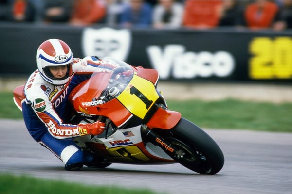 Freddie Spencer Donington PArk 1984