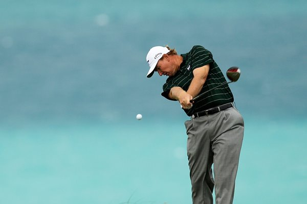 Ernie Els PGA Grand Slam of Golf Bermuda 2010