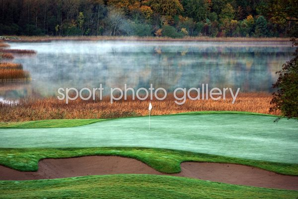 Lough Erne Golf Resort 18th Hole