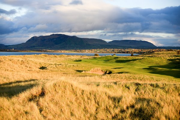 County Sligo Golf Club 10th Hole