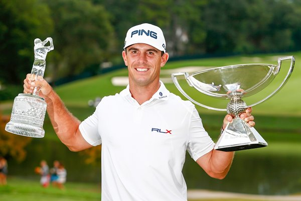 Billy Horschel Tour Champion and Fed Ex Cup Winner 2014