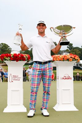 2014 Billy Horschel Tour Champion and Fed Ex Cup Winner