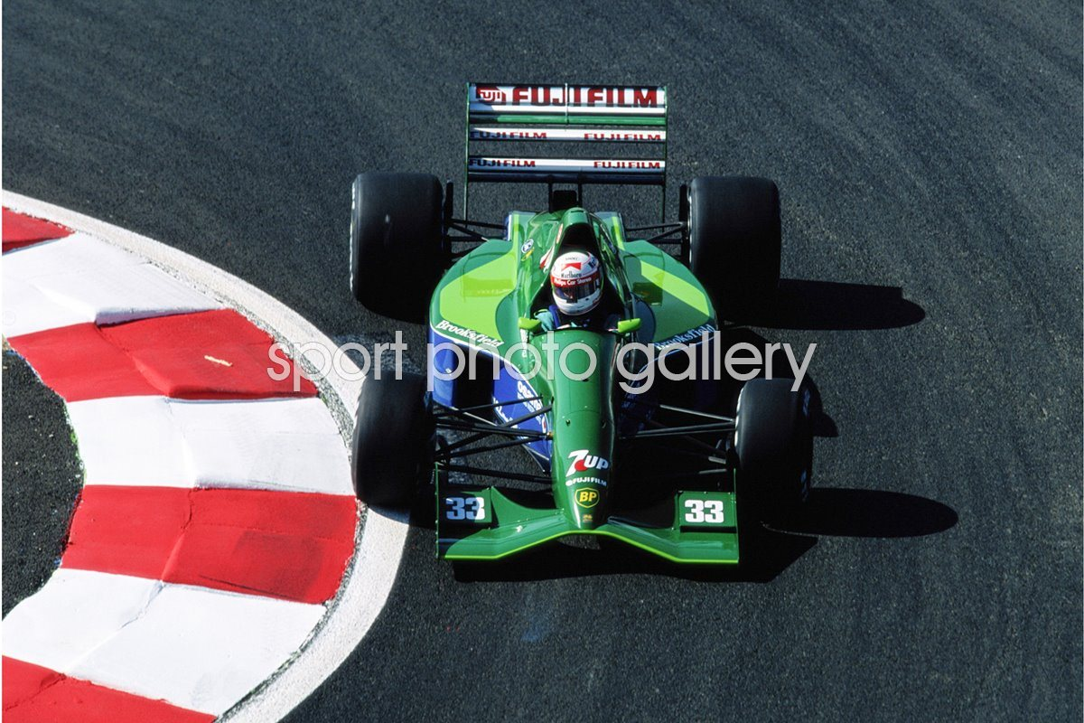 Andrea de Cesaris Grand Prix of France 1991