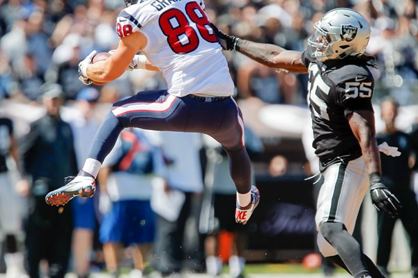 Garrett Graham Houston Texans v Oakland Raiders