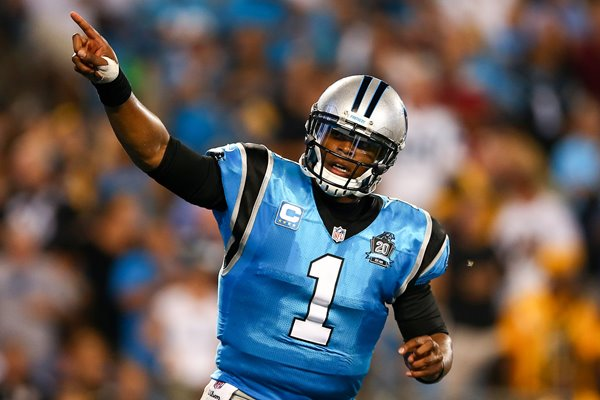 Pittsburgh Steelers v Cam Newton Carolina Panthers
