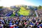 Rory McIlroy Ryder Cup 2014 Gleneagles Mounts
