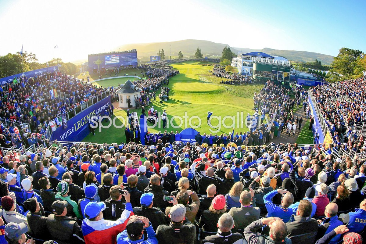 Rory McIlroy Ryder Cup 2014 Gleneagles