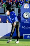 Ian Poulter Ryder Cup 2014 Gleneagles Prints