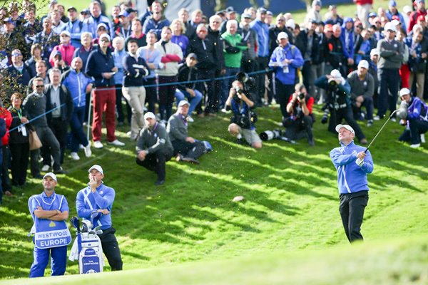Jamie Donaldson 7th hole Ryder Cup 2014 Gleneagles