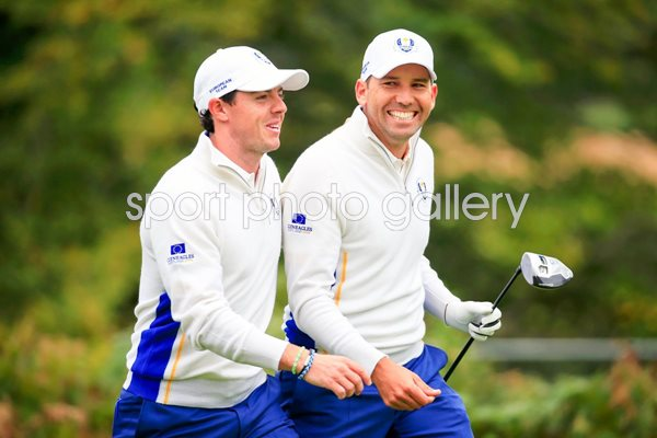 ryder cup 2014 print golf posters rory mcilroy