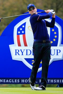 Zach Johnson USA Ryder Cup Gleneagles 2014