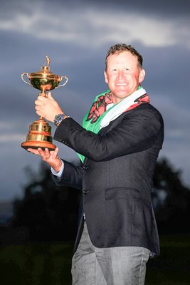 Jamie Donaldson Wales Ryder Cup 2014 Gleneagles