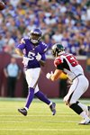 Minnesota Vikings - Teddy Bridgewater 2014 Prints