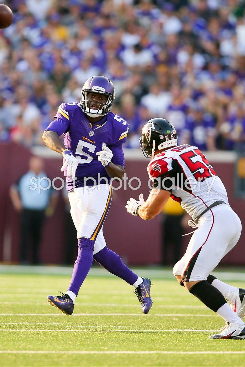 Minnesota Vikings - Teddy Bridgewater 2014