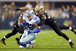 Saints v Cowboys - Jason Witten 2014  Prints