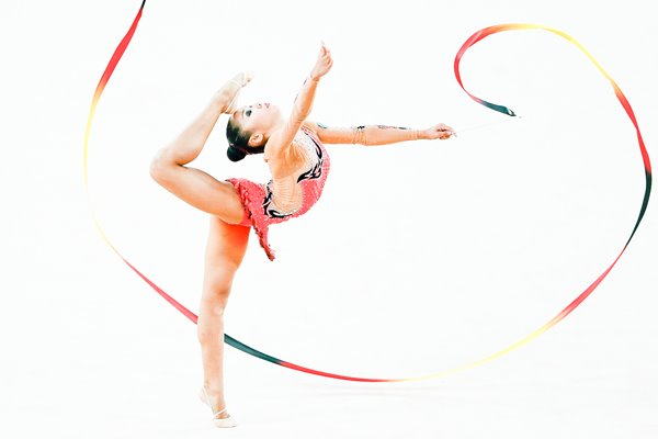 Aliya Assymova Gymnastics Rhythmic Individual All-Around