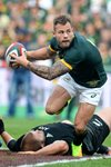 Francois Hougaard South Africa v New Zealand Canvas