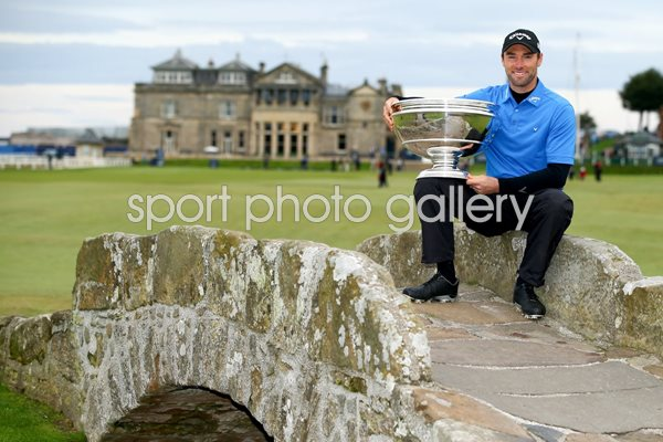 Oliver Wilson Links Champion 2014