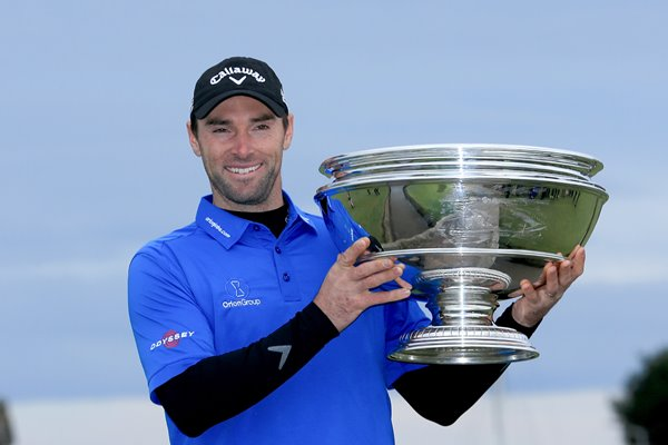 Oliver Wilson Links Champions 2014