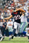 J.J. Watt Houston Texans v Zack Martin Dallas Cowboys Mounts