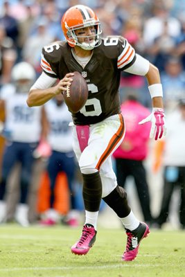 Brian Hoyer- Browns v Titans