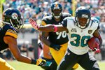 Steelers v Jaguars - Jordan Todman 2014 Mounts