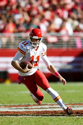 Chiefs - Alex Smith v 49ers