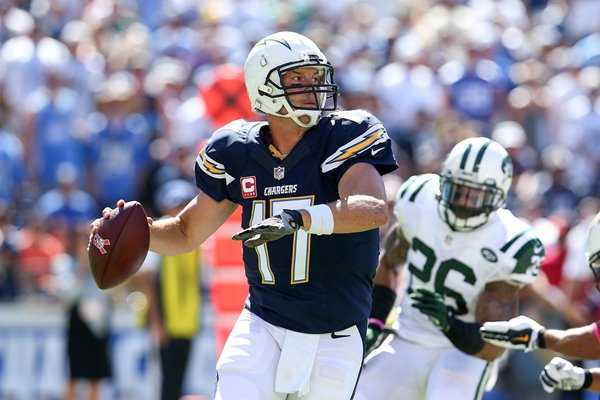 Jets v Chargers - Philip Rivers 2014