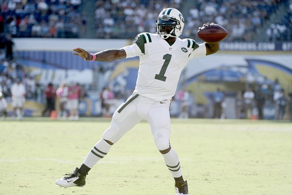 Michael Vick - Jets v Chargers 2014