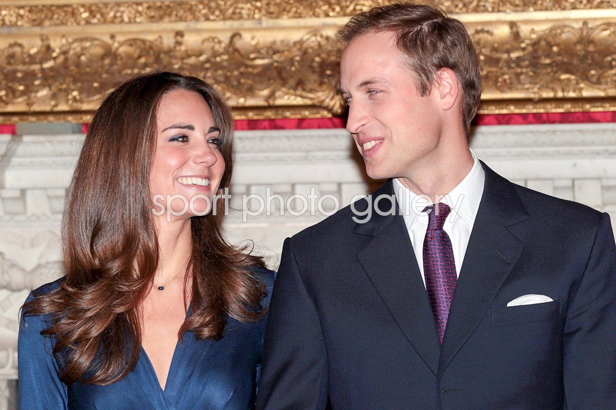 Engagement - Prince William To Kate Middleton