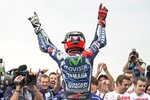 Jorge Lorenzo MotoGP of Japan Winner 2014 Prints