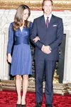 Engagement Prince William Kate Middleton Prints